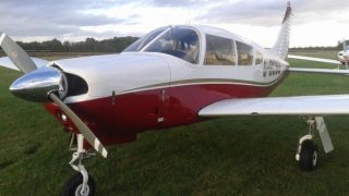 PIPER PA18-150 SUPER CUB G-MUDY - Just Plane Trading