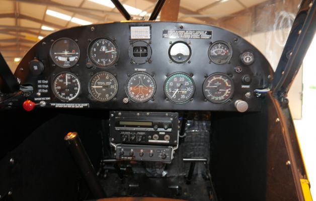 PIPER PA18-150 SUPER CUB G-MUDY - Just Plane Trading